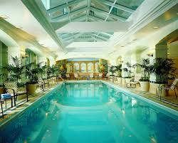 Swimming Pool at the Trump International Hotel and Tower Toronto, image by  Jack Landau