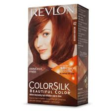 Revlon Colorsilk Hair Color Medium Auburn