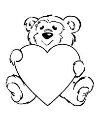 Small Picture Preschool Valentine Coloring Pages Kid FunyColoring