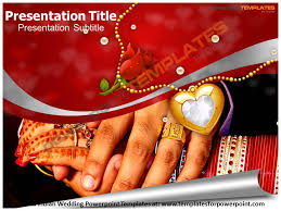 Wedding Powerpoint Template Free Download Free Indian Wedding Ppt Templates Slide World
