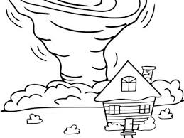 tornado coloring pages. Wonderful Pages Tornado Coloring Page Pages To Download And  Print Safety On Tornado Coloring Pages S