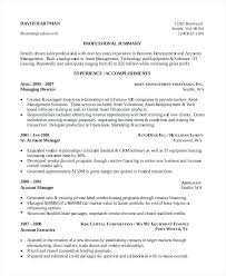 Business Resume Templates Doc Free Premium Templates Business ...