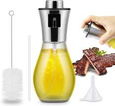<b>Oil Sprayer</b> 200 ml Olive <b>Oil Sprayer</b> Dispenser for Healthier ...