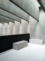 Concrete Design Forms Massive Concrete Beams Bench Perfect In Situ Concrete