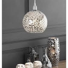 to create a harmonious ambience and united style in your room combine our mosaic table lamp with our mosaic ceiling pendant light shade