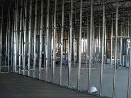 Metal framing studs Drop Ceiling Steel Framing Specials Steel Framing Specials Ma Vt Me Nh Home Guides Sfgate Steel Framing Systems sfss Studs Connector Clips Metal
