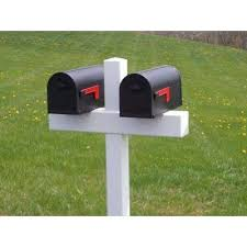 Double mailbox post plans Triple 54 Carvercountygoporg Vinyl Mailbox Posts Stands Mailboxes Posts Addresses The