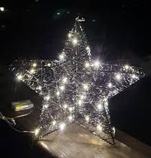 Preissturz Led Stern Deko Weihnachtsstern Mit Led Licht