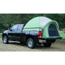 COMPACT TRUCK TENT Camping Hiking Sleeper Fishing Outdoor Canopy ...