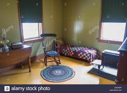 Mennonite Furniture Kitchener Mennonite House Interior Napping Bed Stock Photo Royalty Free