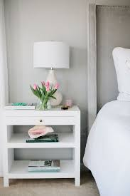 Marvelous White Bedside Table With Best 25 White Bedside Tables Ideas On  Pinterest Night Stands ...