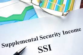 Supplemental Security Income Ssi Pave