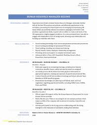 Human Services Resume Samples Sample Cover Letter for Human Services Best Of Human Resources 43