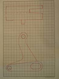 great little minds graph paper points of interest to me inca 259 saw broken elevation arm