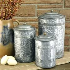 rustic canister set kitchen awesome country kitchen canister