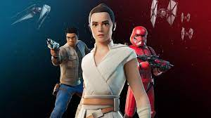 Star Wars returns to Fortnite for May ...
