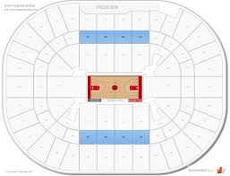 Value City Arena Seating Chart With Seat Numbers Schottenstein Center Ohio State Seating Guide