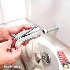 fix bathroom shower faucet leak. how to replace a bathtub spout the family handyman faucet leaking repair no fix bathroom shower leak