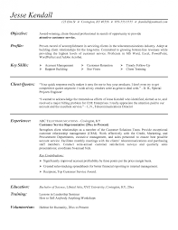 Generous Sample Resume Functional Summary Pictures Inspiration