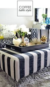 How To Decorate A Coffee Table Tray Coffee Table With Trays Coffee Table With Trays Black Coated Iron 31
