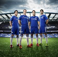 Chelsea football club, london, united kingdom. Fc Chelsea Prasentiert Yokohama Gebrandetes Trikot