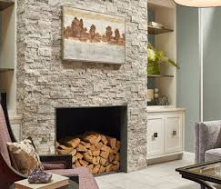 use natural stone natural stone natural stone fireplace fireplace remodel green fireplace