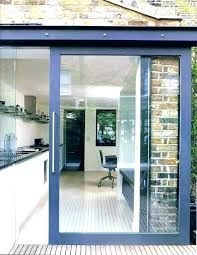 sliding patio door blinds between glass ideas single doors best