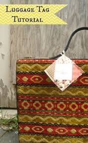 Nancy dell'olio, Quilt and Colors on Pinterest & Make a customized luggage tag with your quilt blocks | patchworkposse.com Adamdwight.com