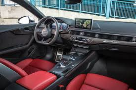 2018 audi a5 4 door.  audi the racy interior of the 2018 audi s5 sportback photo usa and audi a5 4 door o