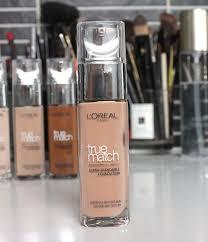 makeup l oréal paris true match super blendable foundation spf17 eur 16 99 pompflacon 30 ml