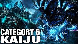 Pacific Rim Uprising Category 6 Kaiju Category 5