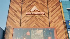 Eiger menghadirkan tiga kategori produk utama yang jadi unggulan. Eiger Exsport Bodypack Store Ciputat Toko Olahraga Luar Ruangan