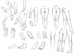 U Drawing Female Anime Hands Arms Poses Tutorials Reference