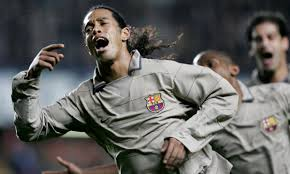 Golden Goal: Ronaldinho for Barcelona v Chelsea (2005) | Ronaldinho