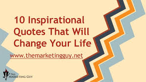 Wwwinspirational Quotes About Life Amazing 48 Inspirational Quotes That Will Change Your Life