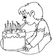 Kleurplaat Garfield Verjaardag Kostenlose Geburtstagskarten Zum