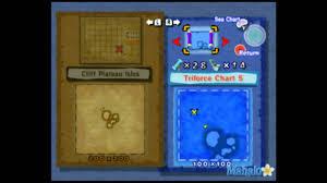 Wind Waker Triforce Chart 3 Zelda Wind Waker Hd