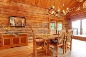 ... Unique Cabin Interior Design Ideas Log Cabin Living Room Decorating  Ideas: Appealing ...