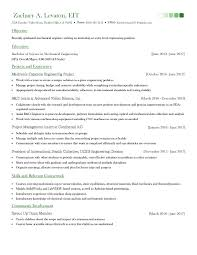 I Want To Create My Resume Recent Mechanical Engineering Grad Trouble Finding A New