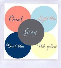 Light blue color combinations
