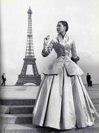 <b>Christian Dior's</b> '<b>New Look</b>' of the 1940s and 1950s | Lady JoJo's