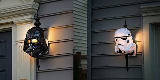 star wars porch light cover