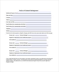 Sample Dmca Notice 9 Documents In Pdf