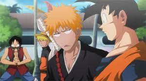 Anime crossover, Bleach anime, Anime