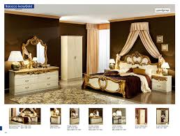 furniture in italian. Bedroom Furniture Classic Bedrooms Barocco Ivory W/Gold, Camelgroup Italy In Italian
