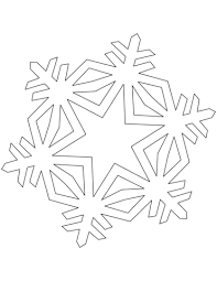 Small Picture Snowflakes coloring pages Free Coloring Pages