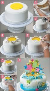 Sugar Paste Cake Decorating 17 Best Ideas About Fondant Cake Decorations On Pinterest