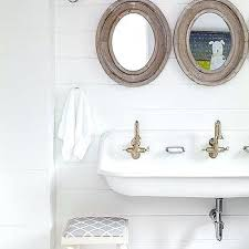 bathroom fixtures. joyous nautical bathroom fixtures kids with white trough sink themed accessories uk .