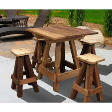 4 Person Kitchen Table Gronomics 4 Person Picnic Patiio Table Bar Top Ptbt 39 39 The