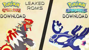 Pokemon Alpha Sapphire ROM (Page 1) - Line.17QQ.com
